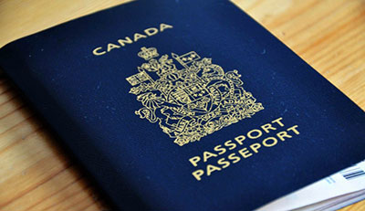 canadian passport Iran visa
