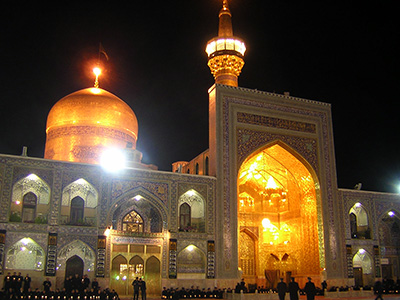 Mashhad-Imam-Reza-shrine