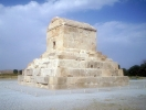 Cyrus tomb, Pasargadae