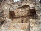 Achaemenid tombs Naghsh-e Rustam
