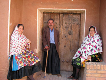 abyaneh-people