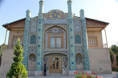 travel to Iran in October